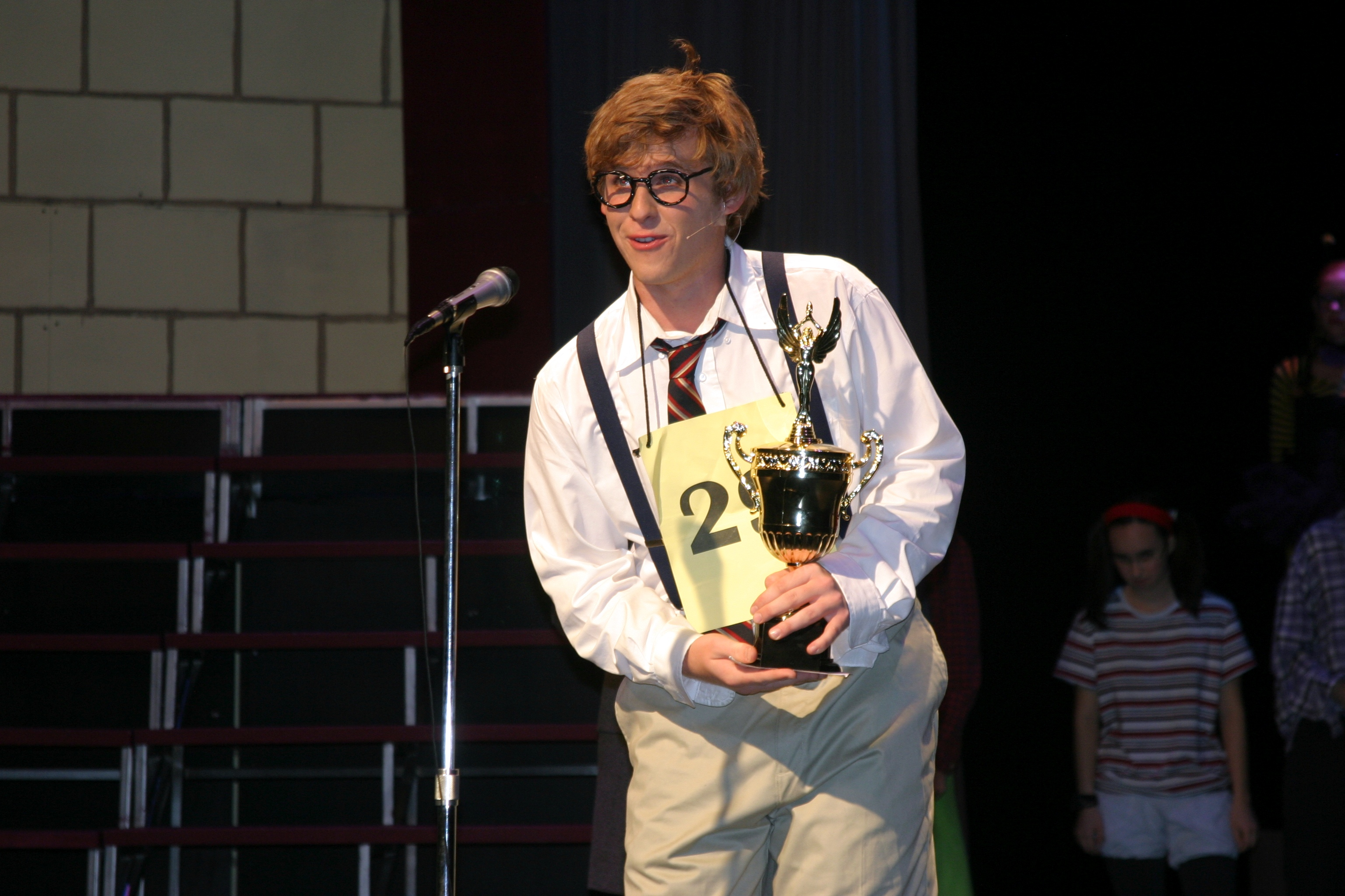 As for the ultimate Bee winner, William Barfée, Mr. Novak's performance was ...