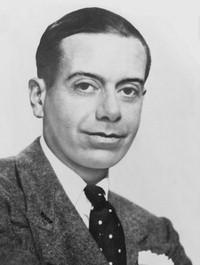 COLE PORTER  Photo- Courtesy of the Library of Congress