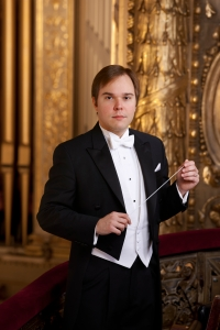 Marcelo Lehninger, conductor PHOTO: Courtesy of Houston Symphony