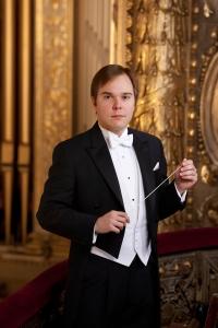 Marcelo Lehninger, conductor PHOTO: Courtesy of Houston Symphony