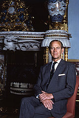 Prince Philip, Duke of Edinburgh PHOTO by Allan Warren