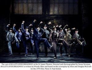 BULLETS Gangster Ballet