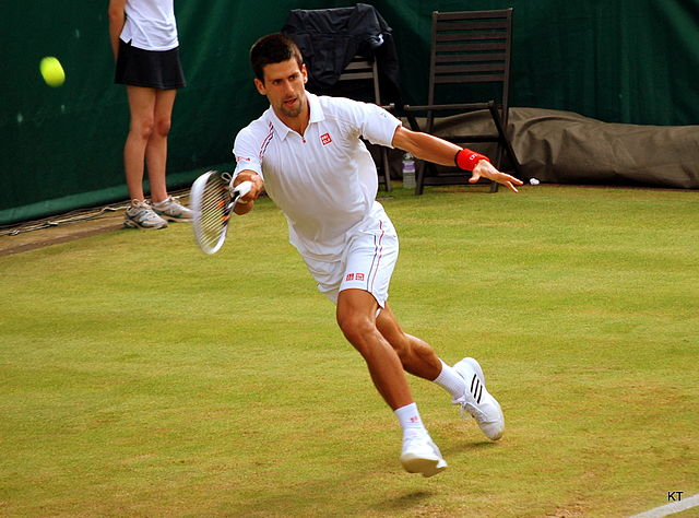 Novak Djokovic PHOTO: By CarineO6
