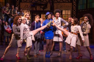 Cast of Kinky Boots PHOTO: Matthew Murphy