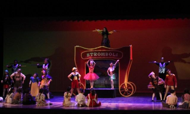 Sromboli's Puppet Show PHOTO: K. Navarra