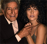 Tony Bennett & Lady Gaga Photo: Courtesy of PBS