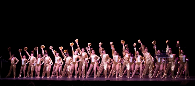 The Kinkaid School's A CHORUS LINE cast performance (Best Musical)