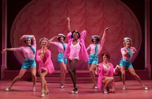 Cast of La Cage aux Folles PHOTO: Diane Sobolewski