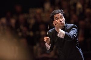 Houston Symphony Music Director, Andrés Orozco-Estrada PHOTO: Werner Kmetitsch
