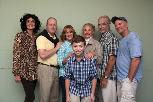"The cast of ""On Golden Pond"" PHOTO: Michael Pittman Images"