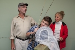 Billy (Ian Montez) prepares the fishing gear. PHOTO: Michael Pittman Images