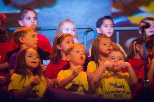 Tom Thumb Pre-School Chorus