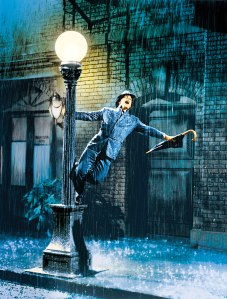 "Gene Kelly in ""Singin' in the Rain"" PHOTO: Courtesy of the Gene Kelly Image Trust"