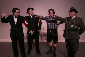 """Springtime for Hitler"" PHOTO: Michael Pittman"
