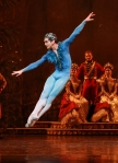 Charles-Louis Yoshiyama as The Bluebird Photo: Amitava Sarkar