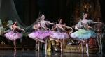 Yuriko Kajiya and Artists of Houston Ballet Photo: Amitava Sarkar