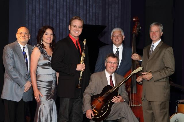 The Dave Bennett Sextet PHOTO: Courtesy of Houston Symphony