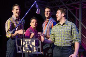 (L-R) Keith Hines, Aaron de Jesus, Cory Jeacoma & Matthew Dailey PHOTO: Jeremy Daniel