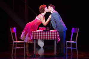 Kristen Paulicelli as Mary & Aaron de Jesus as Frankie. PHOTO: Jeremy Daniel