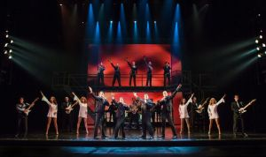 "Cast of ""Jersey Boys"" PHOTO: Jeremy Daniel"
