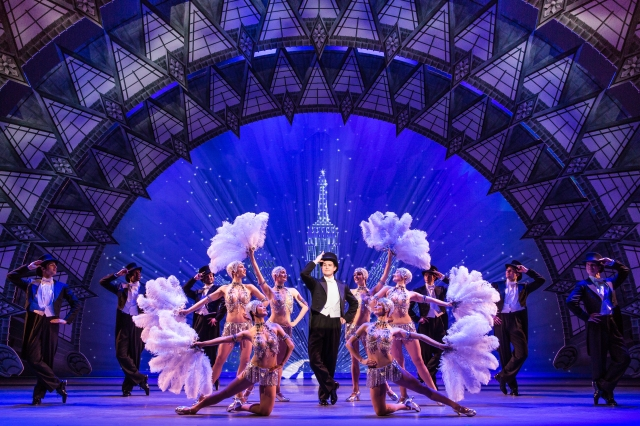 AMERICAN IN PARIS Touring Company PHOTO by Matthew Murphy