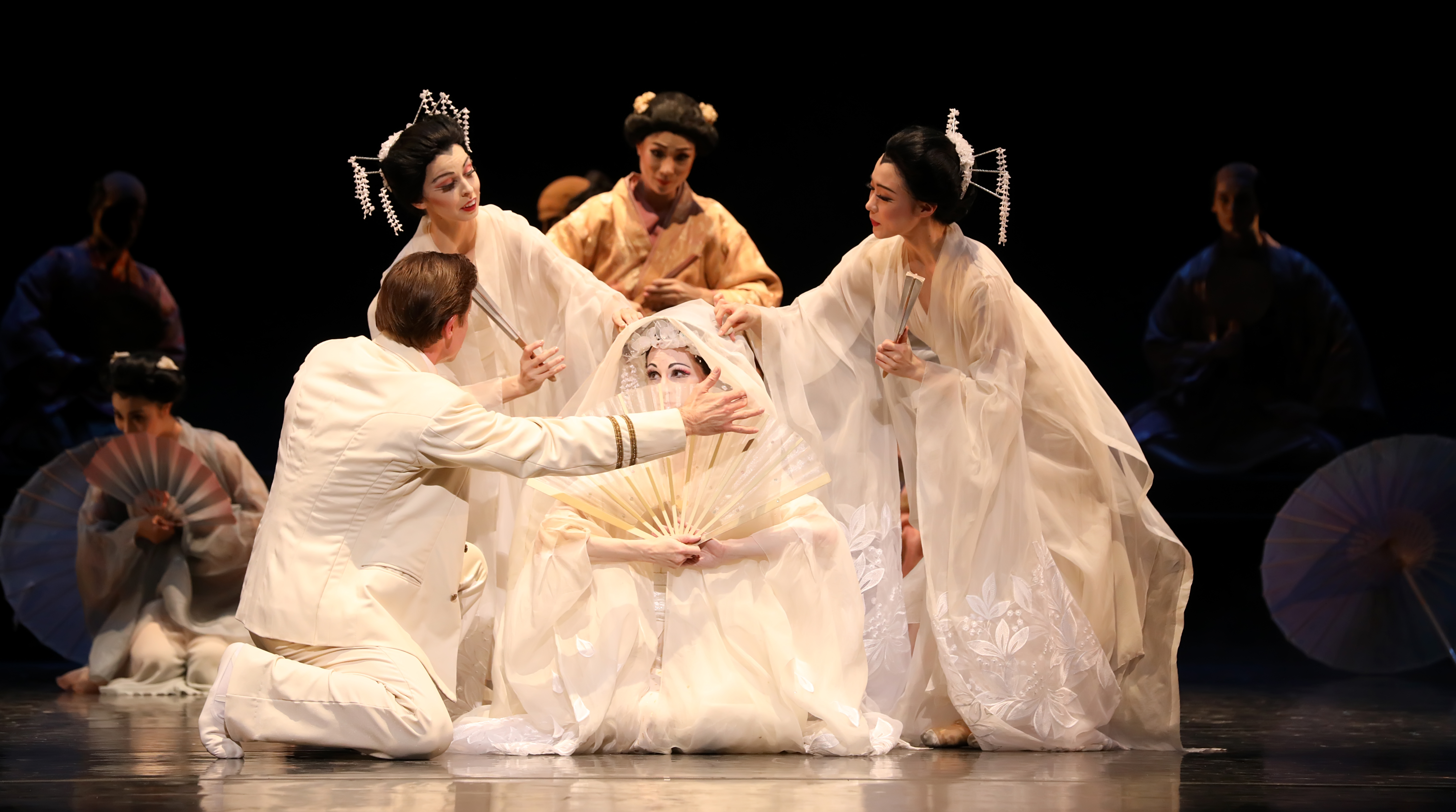 From Houston Ballet A Madame Butterfly Of Tragedy And Grace The People 39 S Critic
